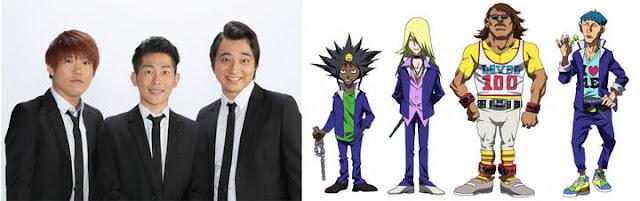 Yu-Gi-Oh!! Kudaragi Group