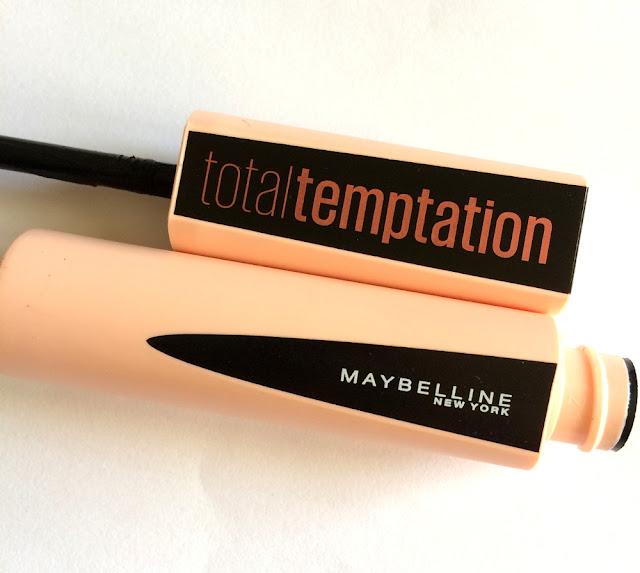 MAYBELLINE NEW YORK Mascara Volume Total Temptation - Black Mascara