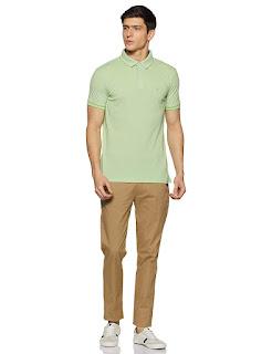 Allen Solly Men's Regular Fit T-Shirt