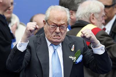 Odio a homosexuales de Jean-Marie Le Pen le genera problemas