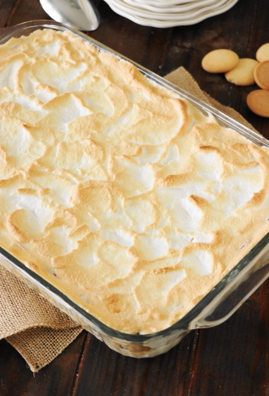 Old Fashioned Banana Pudding From Scratch Recipe The Kitchen Is My