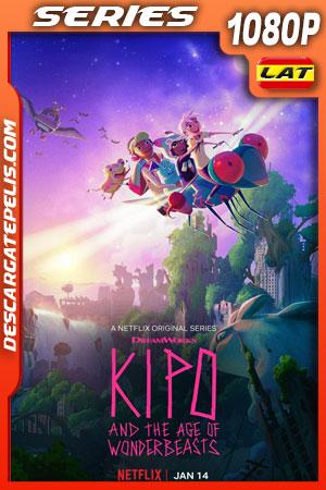 Kipo y la era de las bestias magnimales (2020) 1080p WEB-DL Latino – Ingles