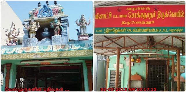 Cheyyar Sokkanathar Temple