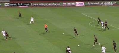 اهداف مباراة الوحدة والفيصلي
