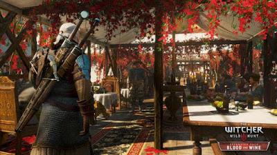 اختيارات في العبة  ذا ويتشر 3 وايلد هانت The Witcher 3 Wild Hunt