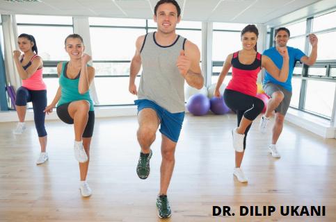 व्यक्तिगत एरोबिक्स व्यायाम ट्रेनर के लाभ