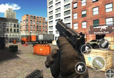 शूट हंटर गन किलर   Shoot Hunter Gun Killer