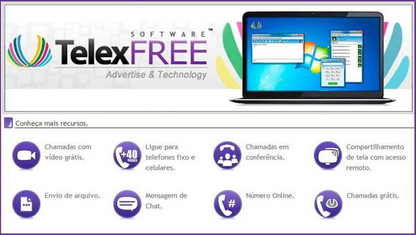 o software telexfree