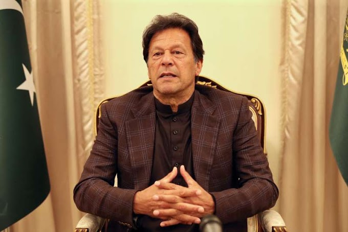 Pakistani Prime Minister Khan heads to Sri Lanka to strengthen ties