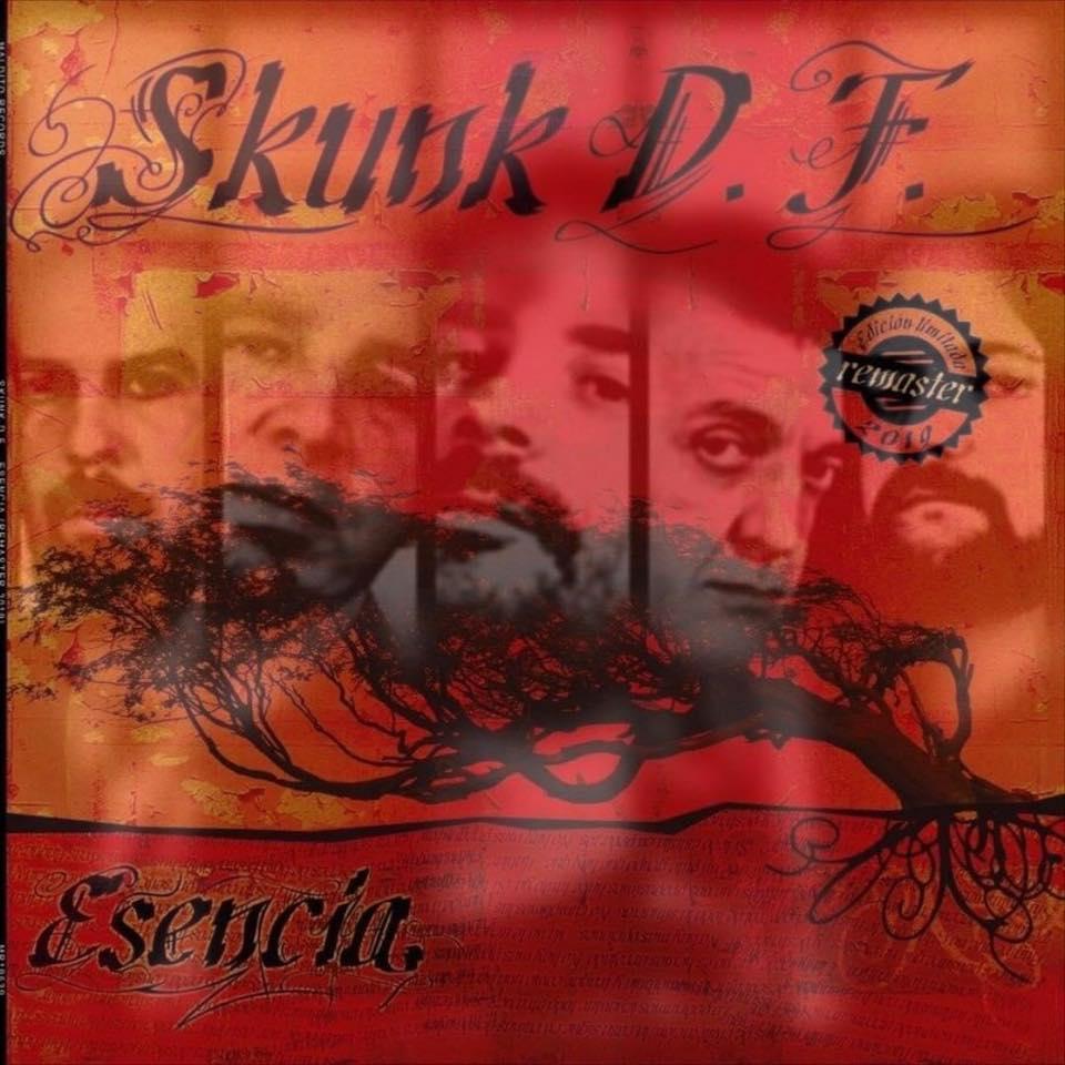 Skunk D.F. Esencia portada