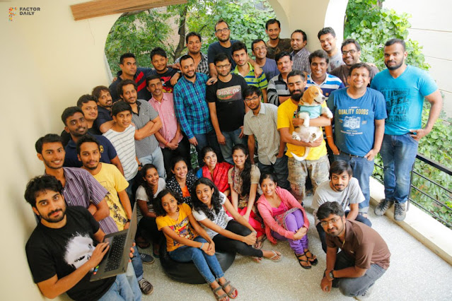 Indian Startup Success Stories Dunzo