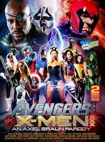 Avenger X-Men 18+ Axel Braun Parody