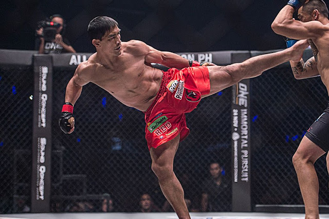 ONE Championship Eduard Folayang