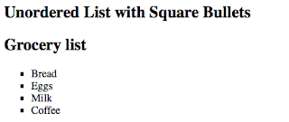 square bullet unordered list pada laman html