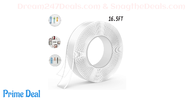 50%OFF  Double-Sided Tape- Nano Tape