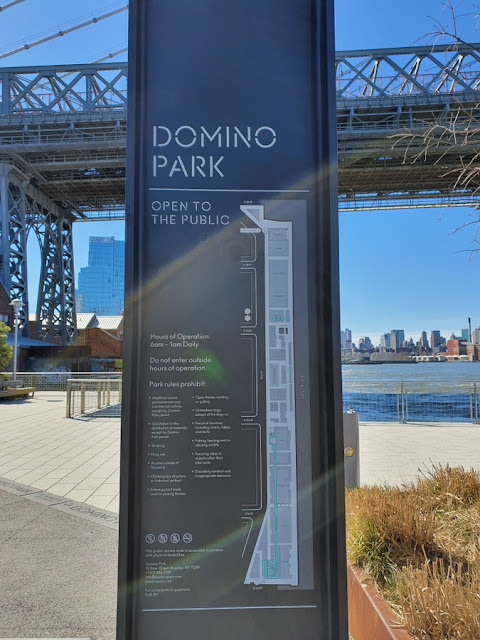 Domino Park Brooklyn