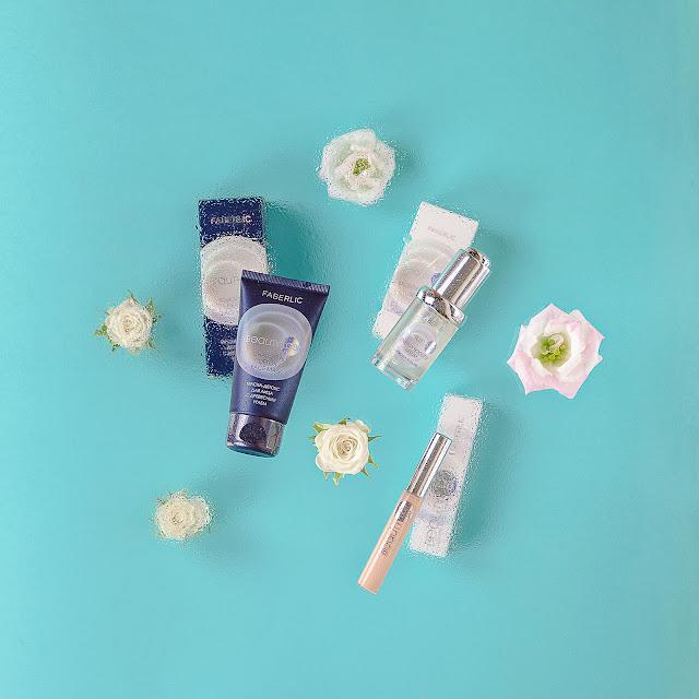 Faberlic Маска-детокс для лица и сыворотка для лица: отзывы с фото