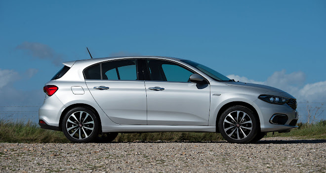 Fiat Tipo side view