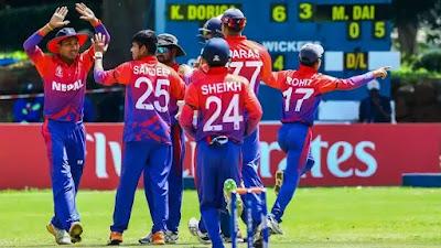 CricketHighlightsz - PNG vs Nepal 1st ODI 2021