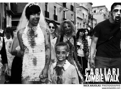 Zombie Walk Cagliari 2011: foto e video