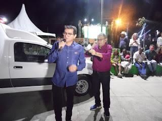 Prefeito de Picuí entrega benefícios públicos ao distrito de Santa Luzia do Seridó