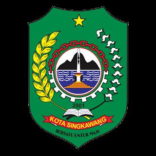 Logo Kota Singkawang Vector