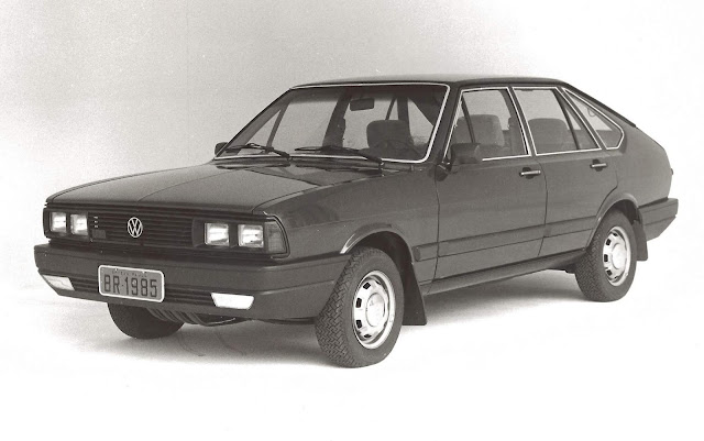 VW Passat Iraque