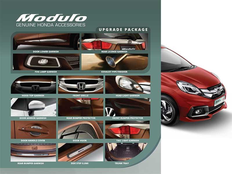 Aksesoris Mobil Honda Mobilio Bandung 2016