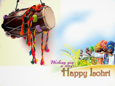 Happy Lohri Images Free Download