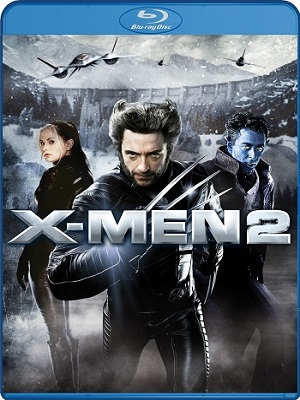 X Men 2 Full Movie Download (2003) HD 1080p & 720p BluRay