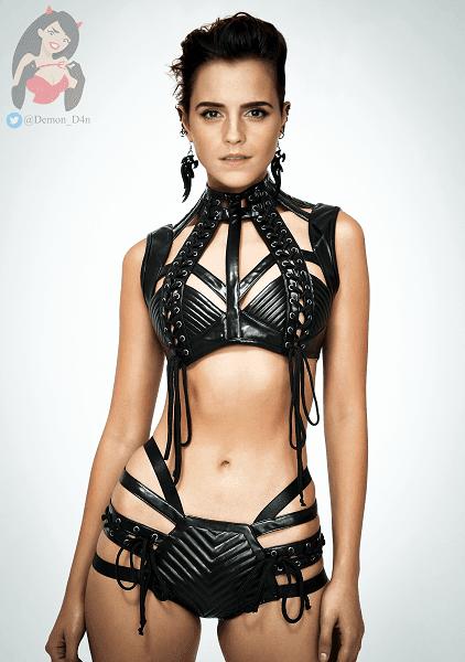 Emma Watson Sexiest Bikini, Lingerie Photos