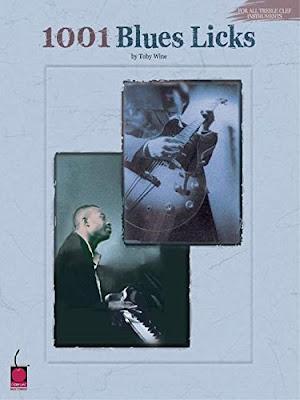 Libro de blues para guitarra