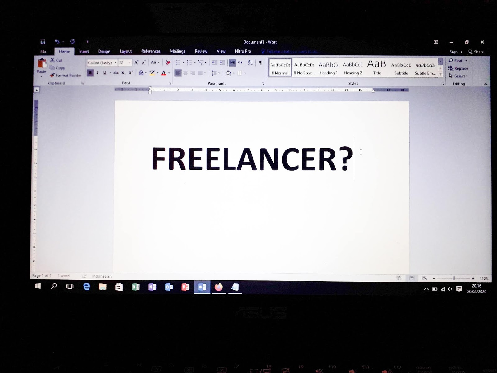 Kelebihan dan Kekurangan Jadi Freelancer | Yakin Gak Kangen Ngantor?