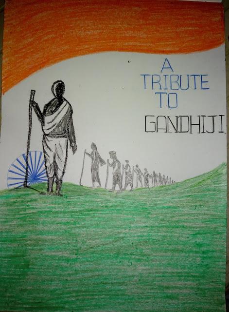 image of Gandhiji