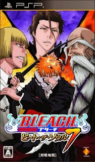 Bleach Heat The Soul 7 (JPN) PSP ISO