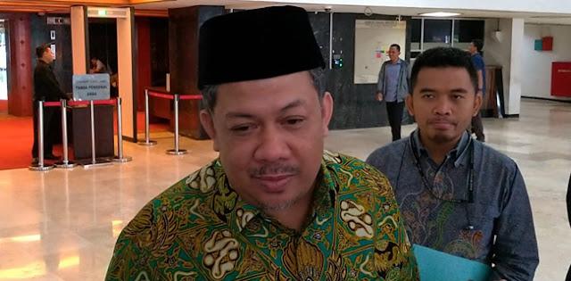 Fahri Hamzah: SP3 Pada KPK Untuk Hindari Tersangka Seumur Hidup