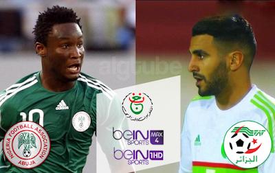 مباراة الجزائر ونيجيريا بث مباشر 14-07-2019 نصف نهائي كأس الأمم الأفريقية