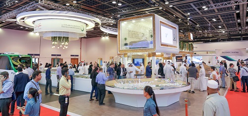 هيئة كهرباء ومياه دبي تدعو الشركات المحلية والعالمية للاستفادة من الفرص والاستثمارات التي يوفرها معرض تكنولوجيا المياه والطاقة والبيئة (ويتيكس)، ومعرض دبي للطاقة الشمسية