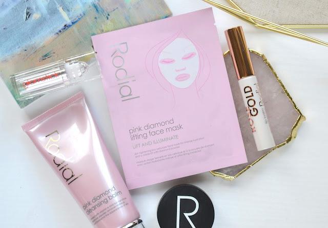 Rodial Pink Diamond Lifting Face Mask