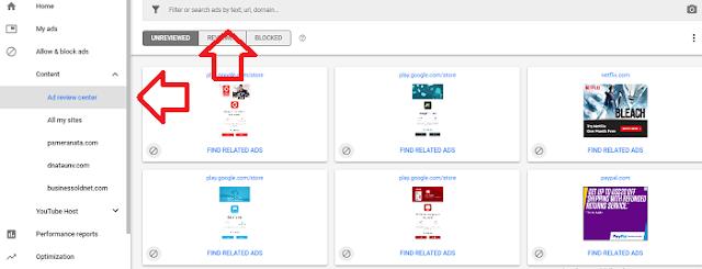 Cara Meningkatkan Bpk Atau Cpc Adsense Dengan Melakukan Block Iklan