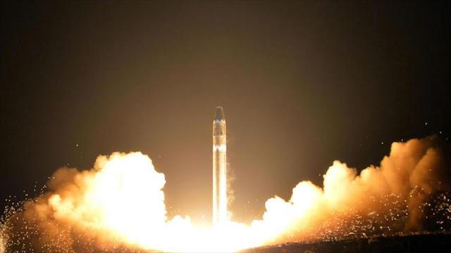 EEUU está listo para responder al disparo de misiles de Pyongyang