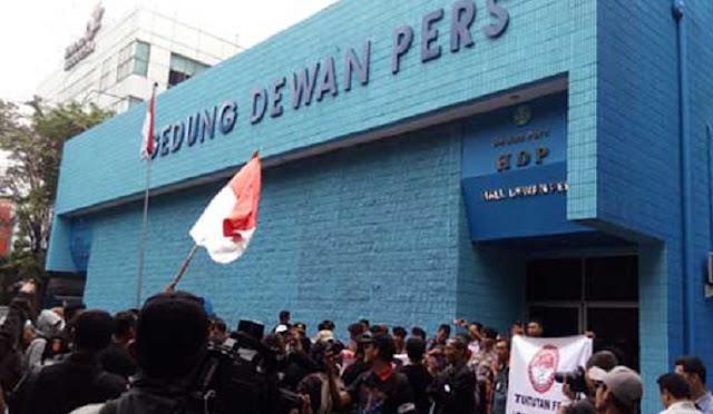 Kemerdekaan Pers di Ujung Tanduk