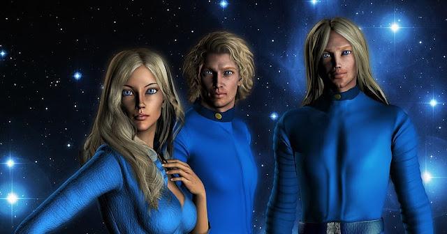 Pleiadian Starseed: Những dấu hiệu nhận biết bạn là một trong số họ