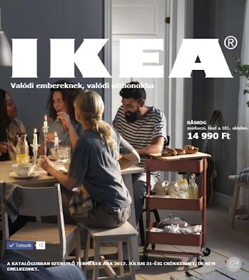 IKEA Catalog 2017 → Magyarország (Hungary)