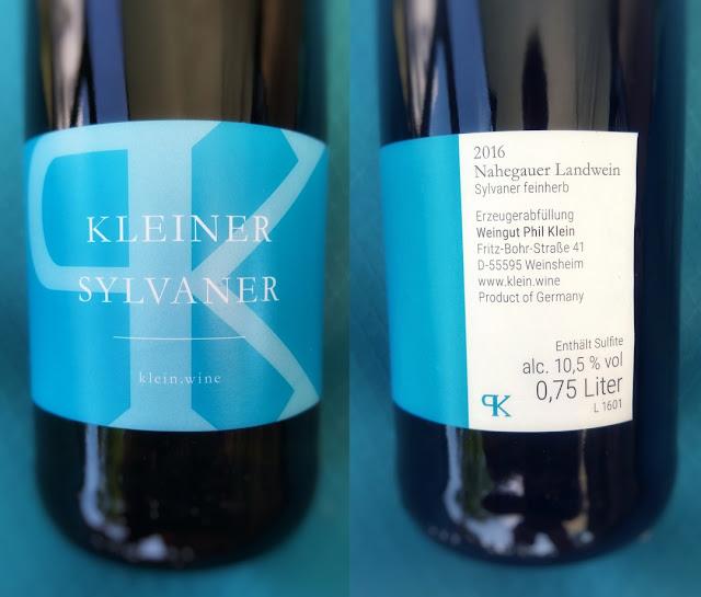 Silvaner Herz Weingut Phil Klein