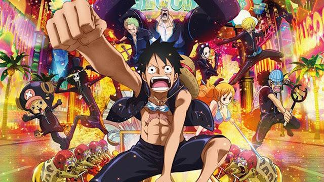 Comprar One Piece Film: Gold