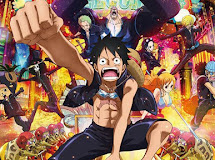 One Piece Film: Gold - Edición coleccionista - DVD y Blu-ray