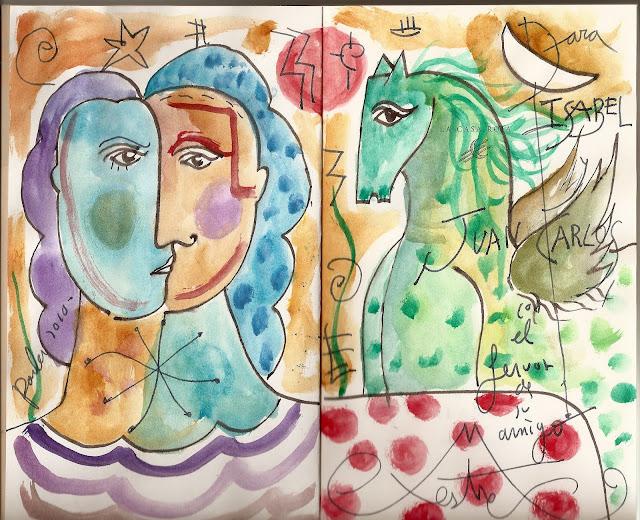 Resultado de imagen de Pintura de juan carlos mestre Juan Carlos Mestre
