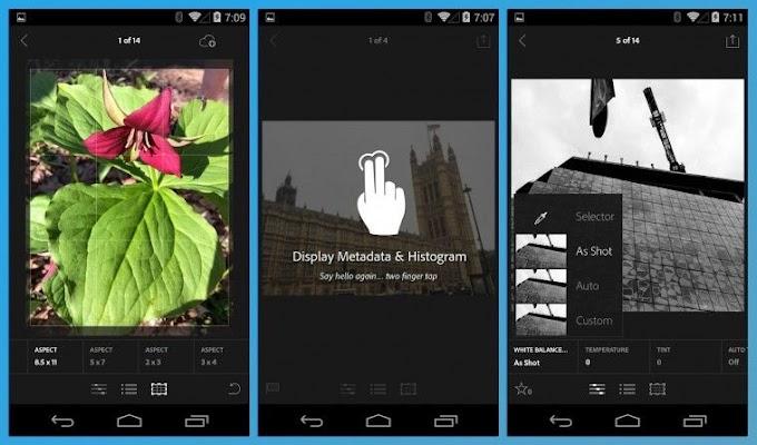 Aplikasi Photoshop di HP Android