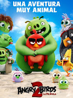 Estrenos de cine en España 23 Agosto. Angry Birds 2 La Película